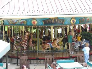 Akron Zoo Carousel
