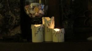 DIY Drippy Candles