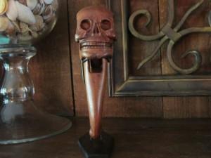 Skull Nutcracker