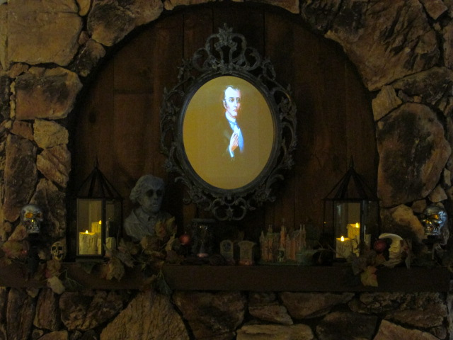 Our Haunted Mansion Halloween….