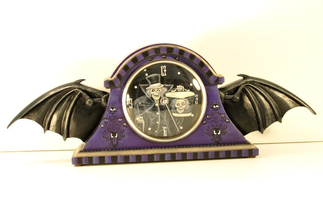 New Haunted Mansion Inspired Clock