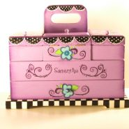Customized Sewing Box