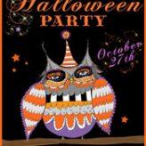 Halloween Blog Party Announcement!!