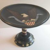 New Americana Cake Stand and an Etsy Free Shipping Coupon Code