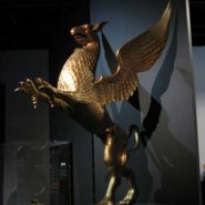 The Mythic Creatures:  Dragons, Unicorns & Mythic Creatures Exhibit Cleveland Natural History Museum